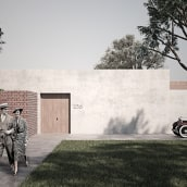 Calle de los treintas | make_hb. A Architektur project by Federico Hernández Barrón - 16.07.2021