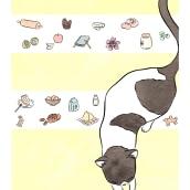 El ingrediente secreto. Periplo Ediciones.. A Illustration project by Flor Kaneshiro - 10.30.2019
