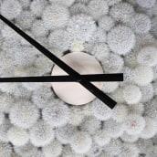 Dandelion Clock . Um projeto de Design, Artesanato e Concept Art de Olga Prinku - 07.08.2021