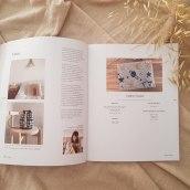 The sewing box magazine . Un projet de Artisanat, Tissage et Illustration textile de Fabric - 08.08.2021