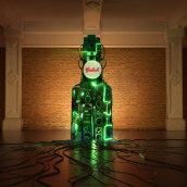 Grolsch - Sound or Sculpture?. Un projet de Publicité , et Cinéma, vidéo et télévision de Layla Boyd - 11.08.2021