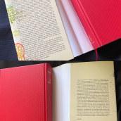 Mi Proyecto del curso: Diseño editorial: cómo se hace un libro. A Design, Verlagsdesign, Grafikdesign, T und pografie project by Miguel - 25.08.2021
