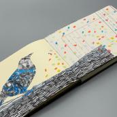 Mi Proyecto del curso: Cuadernos de dibujo: encuentra un lenguaje propio. Um projeto de Artes plásticas, Criatividade, Desenho a lápis, Desenho e Sketchbook de Ainhoa Aramburu Urruzola - 26.08.2021