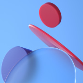 Xiaomi Wallpapers. A 3-D, Kunstleitung und Animation project by Rutger Paulusse - 01.05.2021