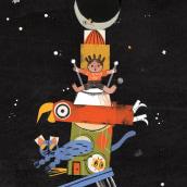 Pronto, foguete, vamos!. A Illustration project by Ana Matsusaki - 08.26.2021