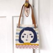 Tapestry Crochet Bag Version 2. A Crochet project by Jo Bowley - 08.31.2021