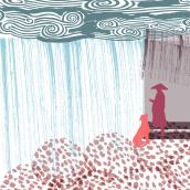 Meu projeto do curso: Sketchbook criativo para projetos de ilustração. Um projeto de Esboçado, Criatividade, Desenho, Ilustração digital, Sketchbook e Ilustração editorial de Eulalia Santos - 01.09.2021