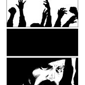 The Coldest City/Atomic Blonde. Un progetto di Illustrazione, Fumetto, Stor, telling , e Narrativa di Sam Hart - 13.09.2021