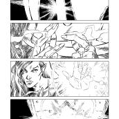 10 Lost Days. Un progetto di Illustrazione, Fumetto, Disegno, Stor, telling, Illustrazione con inchiostro , e Narrativa di Sam Hart - 13.09.2021