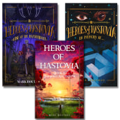 Heroes of Hastovia. A Writing project by Mark Boutros - 11.20.2018