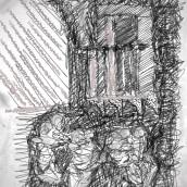 Mi Proyecto del curso: Sketching diario como inspiración creativa. A Illustration, Sketching, Creativit, Drawing, and Sketchbook project by antonio Ruiz - 09.13.2021