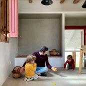 Mi Proyecto del curso: Diseño de espacios saludables: bienestar y confort. A Innenarchitektur, Innendesign und Innenarchitektur project by Ana García - 14.09.2021