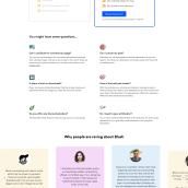 Blush. A UI / UX und Design project by Pablo Stanley - 10.05.2020