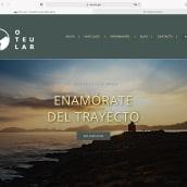 we de reserva de autocaravanas. A UI / UX, Informatik, Informationsarchitektur, Webdesign und Webentwicklung project by Adrian Bouso Parga - 14.10.2017