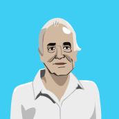 Eduardo Parra. Um projeto de Ilustração de Francisco Bonett - 21.09.2021
