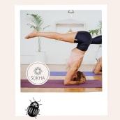 Sukha - Programa de Mentoría (7 horas) The Curious Beetle. A Br, ing, Identit, Marketing, Social Media, Stor, telling, Digital Marketing, Instagram, Content Marketing & Instagram Marketing project by Julieta Tello - 09.20.2021
