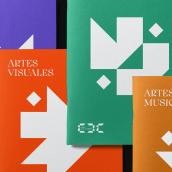 CDC. Um projeto de Design, Direção de arte, Br, ing e Identidade, Design gráfico, Tipografia e Desenho tipográfico de Esteban Ibarra - 05.10.2021