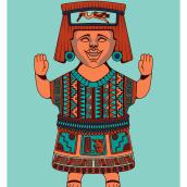 Mi Proyecto del curso: Conceptualización y técnicas de ilustración digital. Un proyecto de Diseño, Ilustración e Ilustración digital de Frida Miceli - 08.10.2021