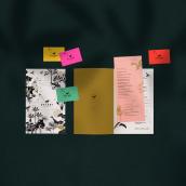 Galani. Un progetto di Illustrazione, Direzione artistica, Br, ing e identità di marca, Graphic Design , e Packaging di Charlötte - 06.06.2020