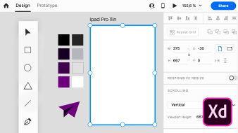 Curso 1 – Conceptos básicos de Adobe XD. Un curso de  de Arturo Servín