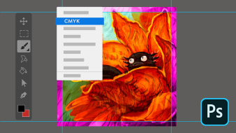 Curso 5: Pintura digital para impressão. Um curso de  de Kamui MG