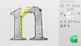 Kurs 4: Erste Schritte der Zeichnung. A  course by Wete