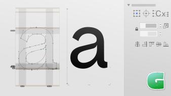 Kurs 8: Typografische Familien und variable Schriftsätze. A  course by Wete