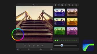 Kurs 4: Korrektur von Bild, Audio und Effekten. A  course by Daniel Espla