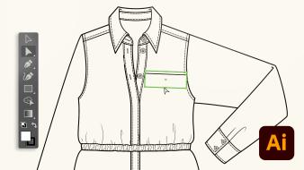 Cours 1: Adobe Illustrator et son interface. Un cours de  de Mila Moura