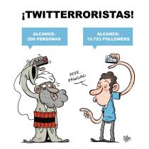 Mi Proyecto del curso Humor gráfico para principiantes. Um projeto de Ilustração de Raúl Salazar - 22.09.2014