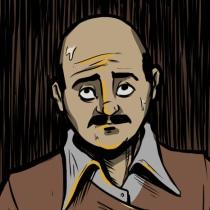 Mi proyecto final: El loco.. Um projeto de Comic de Daniel Torrado Medina - 04.12.2014