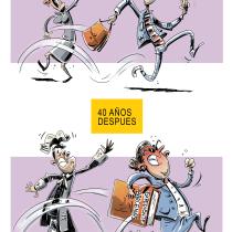 40 años (de democracia) después.... A Illustration project by iñaki Tovar Picazo - 02.21.2015