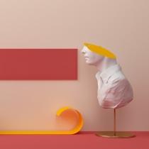 MADRIZ - Dirección de Arte con Cinema 4D. A 3-D, Kunstleitung und Grafikdesign project by TAVO STUDIO - 31.05.2015