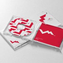 VISIONMOVIL | Proyecto del curso Identidad corporativa bi y tridimensional. A Design, Art Direction, Br, ing & Identit project by jcarloparedes - 06.29.2015