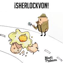 Mi Proyecto del curso Humor gráfico para principiantes. Un proyecto de Cómic de Marta Cristina Pedraza - 03.08.2015