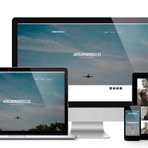 #OSCARMARQUEZ.ES | Ad & Short Film Director. Un proyecto de Publicidad, Cine, vídeo y televisión de Oscar Marquez - 10.08.2015