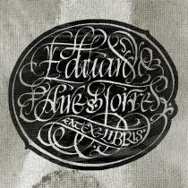 eat ex-libris. Um projeto de Caligrafia de Eduardo Aire Torres - 28.10.2015