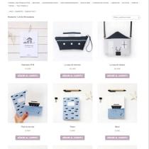 Mi tienda online. Un proyecto de Ilustración, Diseño de producto y Diseño Web de Nuria Diaz - 09.11.2015