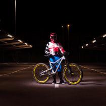 La luz fantasma:)Con Charly luengo. A Photograph project by Sebastian Carbini Princic - 02.03.2016