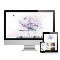 Mi Proyecto del curso: Diseño web: Be Responsive!. A Design, Illustration, UI / UX, Art Direction, Web Design, and Web Development project by wallywarlock - 02.04.2016