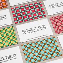 Identidad flexible. Curso Motion graphics y diseño generativo. A Design, Motion Graphics, Br, ing & Identit project by Blanca Lena - 02.23.2016