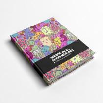 """""""Horror en el supermercado"""". Proyecto del curso: Pattern Design analógico y digital.. Un proyecto de Diseño, Ilustración, Diseño editorial y Diseño gráfico de Scherezade - 29.02.2016"""