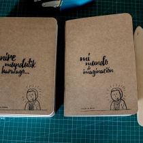 Mi Proyecto del curso Serigrafía en papel. Um projeto de Ilustração, Design gráfico e Serigrafia de emzirrimarra - 17.03.2016