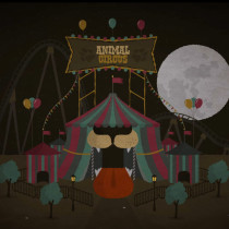 Animal Circus. A Illustration, Animation, and Graphic Design project by Jaime Rodríguez Carnero - 08.08.2016