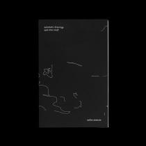 Automatic drawings zine. Um projeto de Design, Ilustração, Design editorial, Design gráfico, Pintura e Serigrafia de Carlos Asencio - 17.11.2016