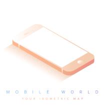 Mobile World. Un proyecto de Diseño, Ilustración, Diseño gráfico y Arte urbano de Victor Belinatti - 27.12.2016