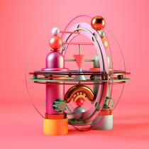 TOTEM_1. Um projeto de 3D de José Luis Morán - 04.01.2017