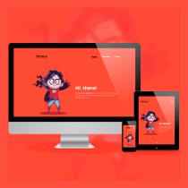 Mi Proyecto del curso: Diseño web: Be Responsive!. A Web Design project by Germán Santero Moreno - 04.01.2017
