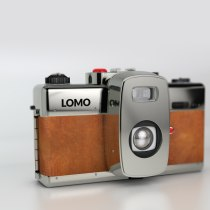 LOMO bauhaus · camera. A Design, 3D, and Graphic Design project by Guille Amengual - 06.08.2017