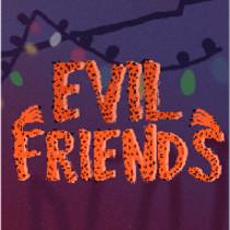EVIL FRIENDS: Microhistorias animadas con After Effects. Um projeto de Design, Ilustração, Motion Graphics, 3D, Animação, Design de personagens, Vídeo e Animação de personagens de Iván Reyes - 03.07.2017